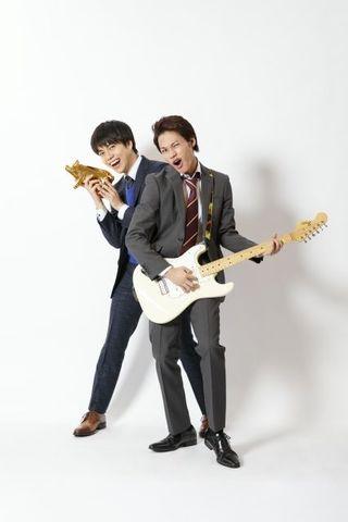 KAT-TUN上田、主演ドラマで直球コメディー初挑戦  ライバルにジャニーズWEST重岡