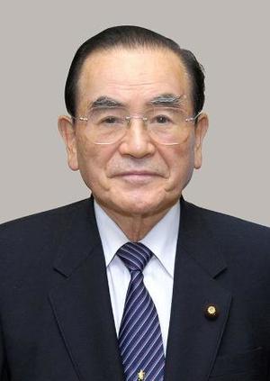 亀井郁夫氏
