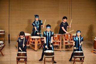 和太鼓、三味線…勇壮な演奏披露/青森で音の会